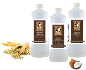 Shampoo & De-tangle